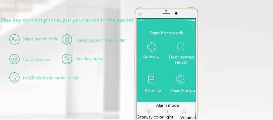 سنسور در شیائومی-Door Sensor Xiaomi