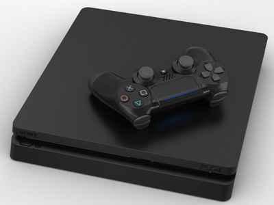 Sony Playstation 4 Slim Region 2 CUH-2016B 1TB Game Console